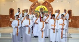Deacon and Sub-Deacon Ordinations in Illinois